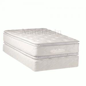 Matelas double pillow_top 120x190 orthopédique PERMAFLEX