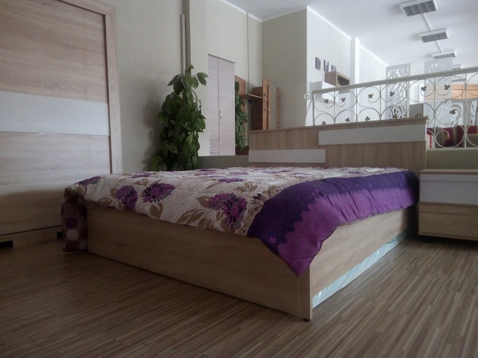 chambre à coucher 2 portes coulissantes bandes Tunisie