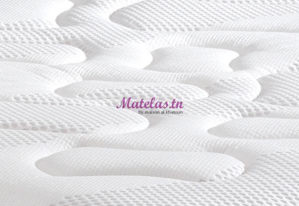 Matelas double pillow_top 160x200 orthopédique PERMAFLEX