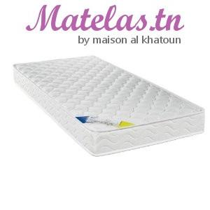 Matelas orthopédique Confort 90x190