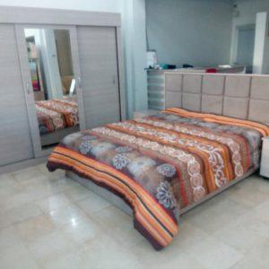 Chambre à coucher 3 portes coulissantes PROMO Tunisie