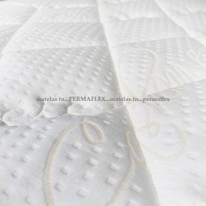 Matelas double pillow-top 160x190 orthopédique PERMAFLEX