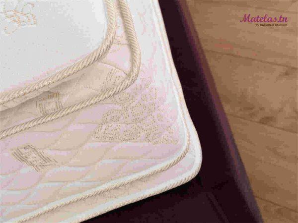 Matelas double pillow_top 180x200 orthopédique PERMAFLEX