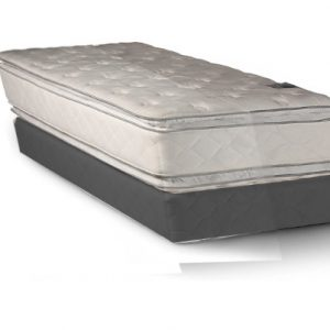 matelas orthopédique double pillow top Tunisie 90x190