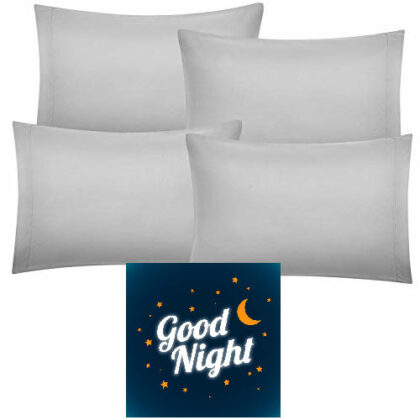 Lot de 4 oreillers PERMAFLEX GOOD NIGHT