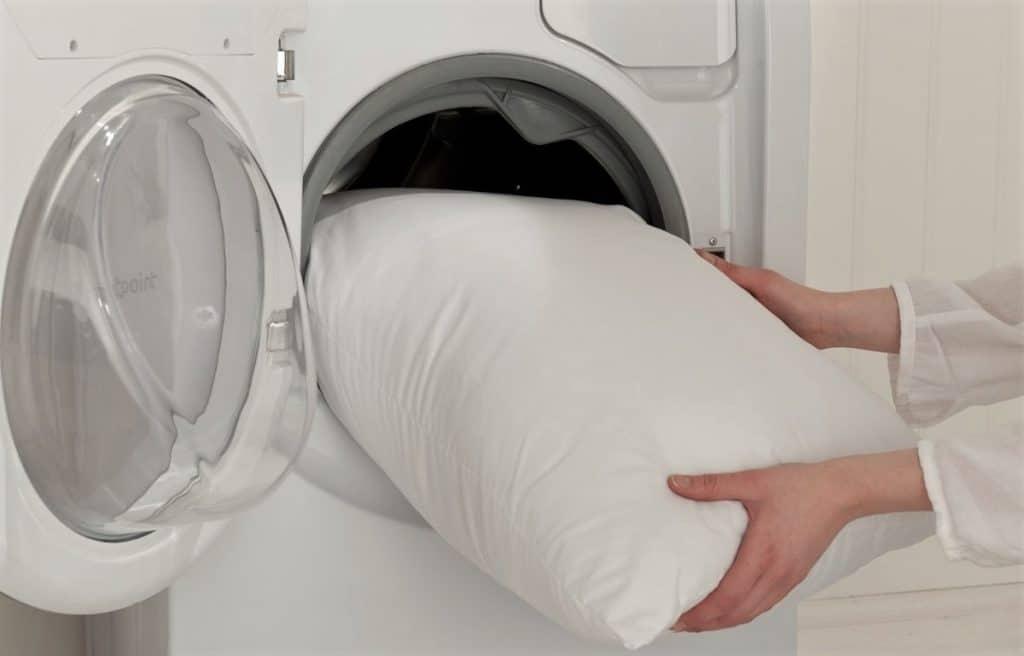 comment laver votre oreiller